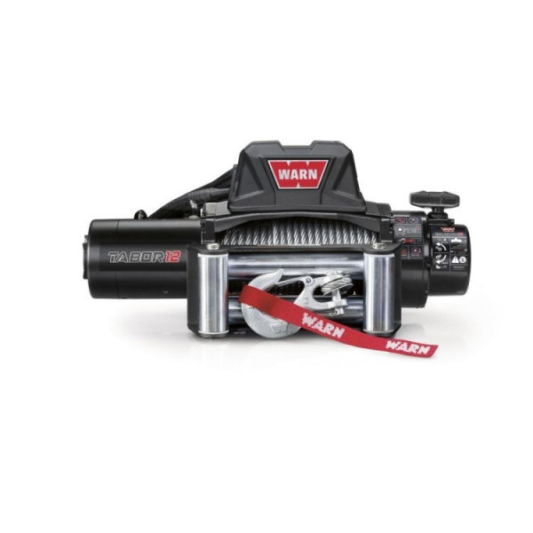 Купить Лебедка TABOR 12k new 12V 97015 Warn