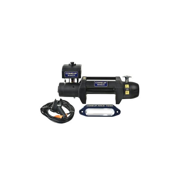 Купить Лебедка COMEUP Seal MadX8.0s LD (без троса) 12V 3630 кг 296060 Comeup