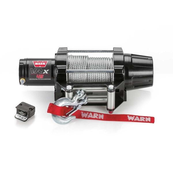 Купить Лебедка WARN VRX 45 ATV Winch 4500 12V 101045 Warn