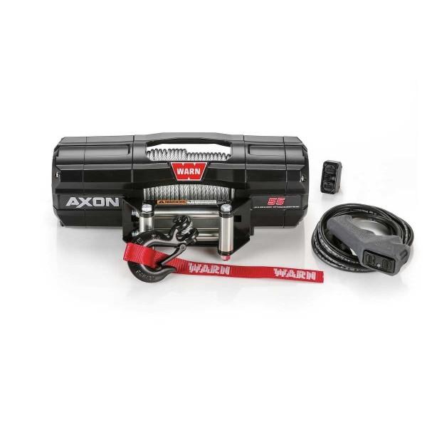 Купить Лебедка WARN AXON 55 ATV Winch 5500 12V 101155 Warn