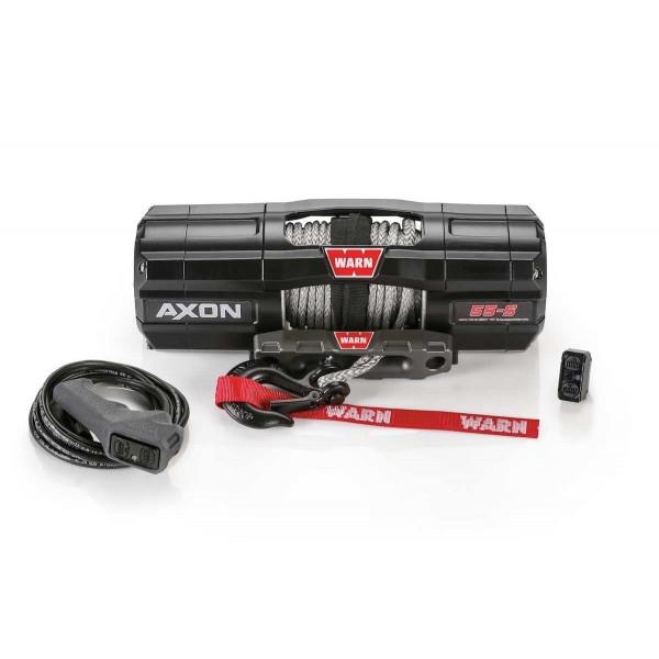 Купить Лебедка WARN AXON 55-s ATV Winch 5500-s 12V 101150 Warn