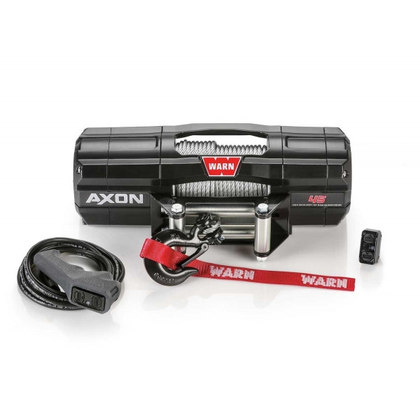 Купить Лебедка WARN AXON 45 ATV Winch 4500 12V 101145 Warn