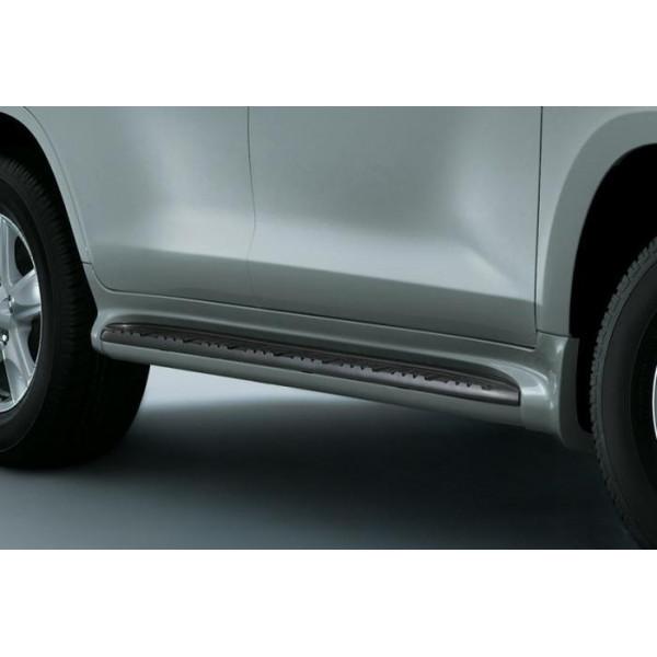 Купить Аэродинамические накладки на пороги OE White Toyota LC-200 08474-60200-A1 Toyota OE