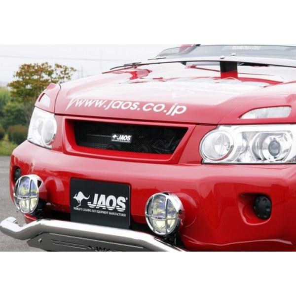 Купить Решетка радиатора AURA (пластик)  Nissan X-Trail 07+ B060442 Jaos
