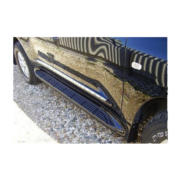 Купить Аэродинамические накладки на пороги OE Black 218 TLC-200 08474-60200-C1 Toyota OE