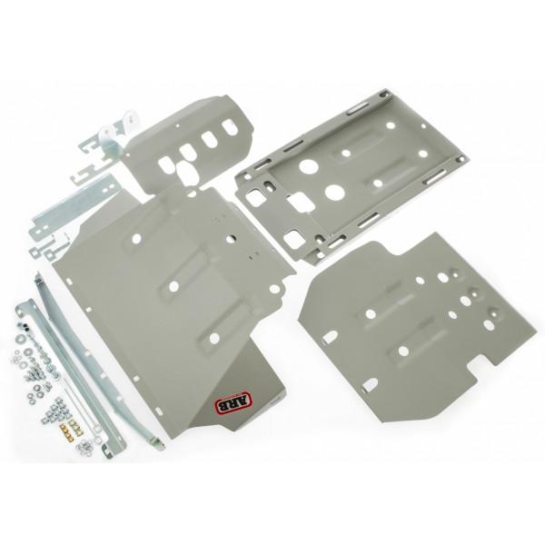 Купить Защита двигателя и трансмиссии NIS Navara 05+ ARB 5438110 Arb