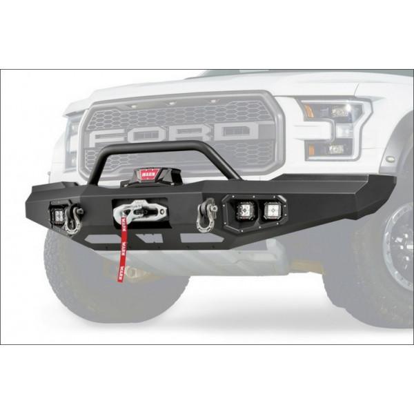 Купить Передний бампер Ascent для Ford Raptor 17-18 WARN 99850 Warn
