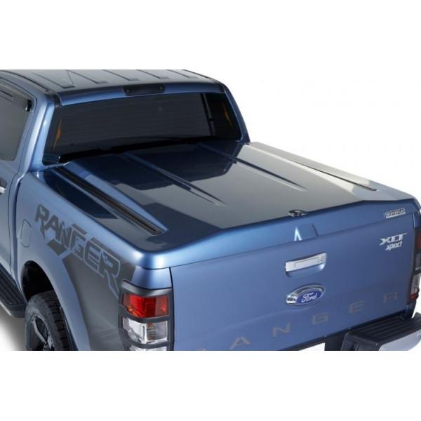 Купить Крышка багажного отсека PROFORM Tango без дуг (черная, текстурированная) Ford Ranger 15+ 10053716NOBARS Proform