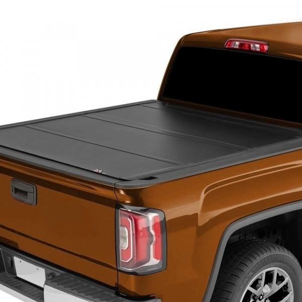 Купить Крышка багажного отсека складная (из 3х частей, на кузов 8 футов) Toyota Tundra 15+