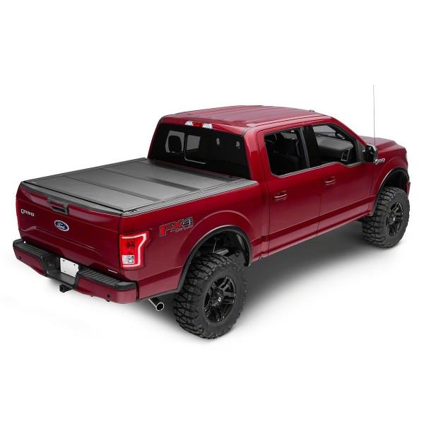 Купить Крышка багажного отсека складная (из 3х частей, на кузов 8 футов) Ford F150 15-19