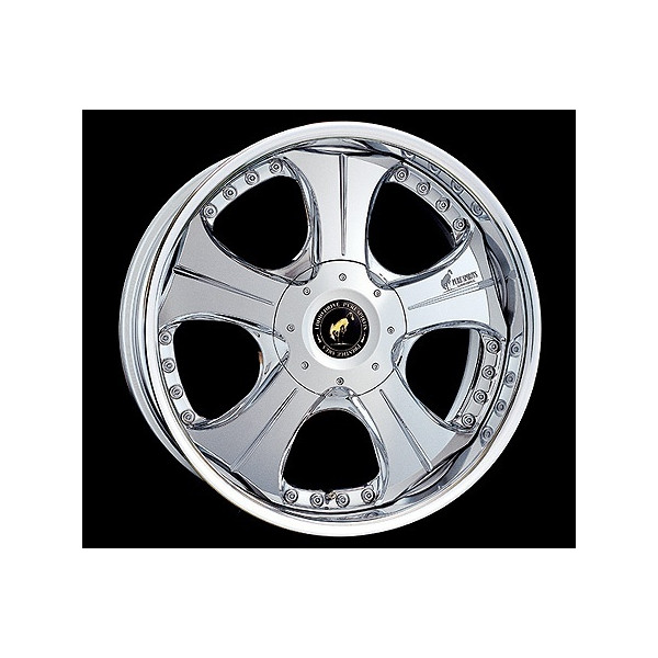 Купить Диск SSW ROWEL Wheel 20x8 ET+18 6x139.7 Chrome Lodio Drive