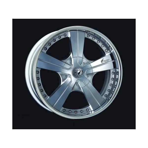 Купить Диск SSW OAKS 20X8 ET+20 (S) 6x139.7 CHROME F 1 Lodio Drive