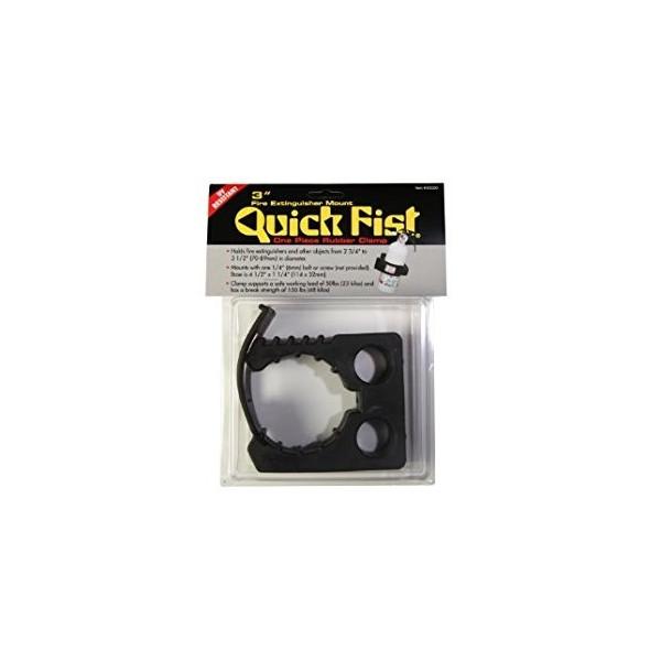 Купить Кронштейн крепления для огнетушителя QUICK FIST 50050 Quick Fist