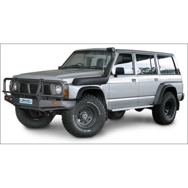 Купить Выносной воздухозаборник SAFARI Nissan Patrol Y60/GQ SS13HF ARB/SAFARI