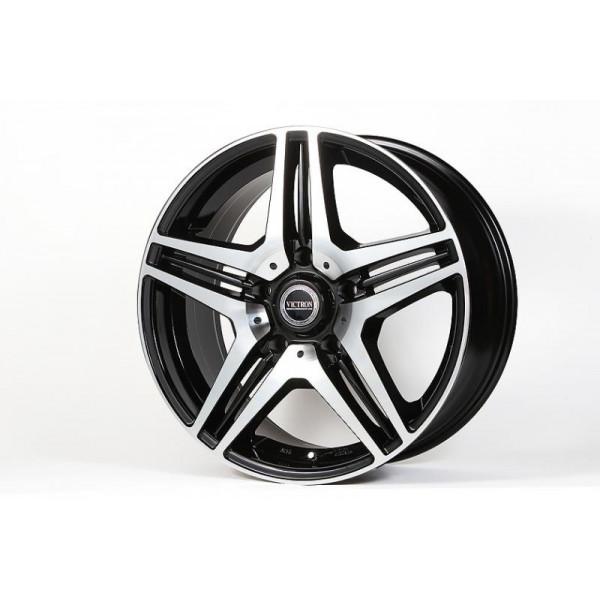 Купить Диск колесный JAOS ASTELLA CM-01 9.5x20+53 5x150 BLACK/POLISH Jaos