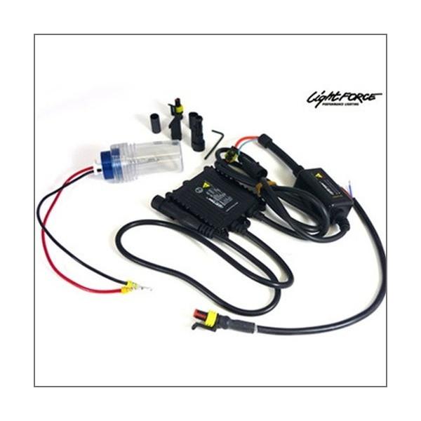 Купить Комплект ксенонового света в 1 фару LIGHTFORCE 12V 35W 5000К RMKIT50 Lightforce