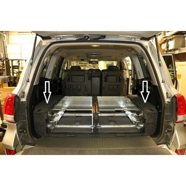 Купить Боковая окантовка к выдвижным ящикам TLC200 ARB 200FK Arb