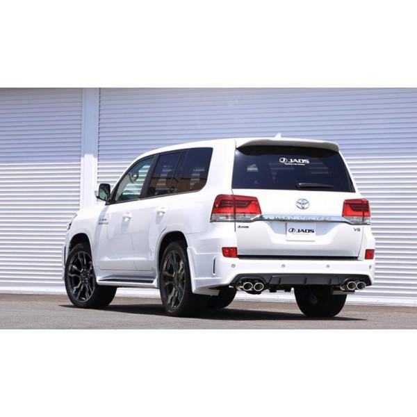 Купить Выхлопная система BATTLEZ EXHAUST Toyota LC-200 (1UR-FE/4.6L) B703048 Jaos