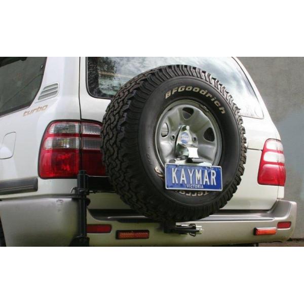 Купить Крепеж номерного знака KAYMAR к выносному крепежу запасного колеса TLC105 K0175NP-Kit Kaymar