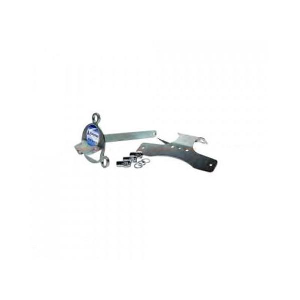 Купить Крепеж номерного знака KAYMAR к выносному крепежу запасного колеса TOY Hilux 05+ K0179NP-Kit Kaymar