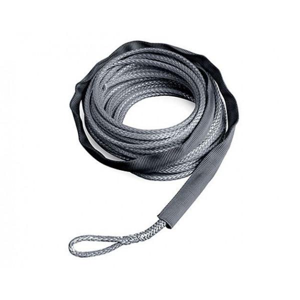 Купить Сменный синтетический трос WARN с роликами для лебедки ATV 15m х 5mm 72128 Warn