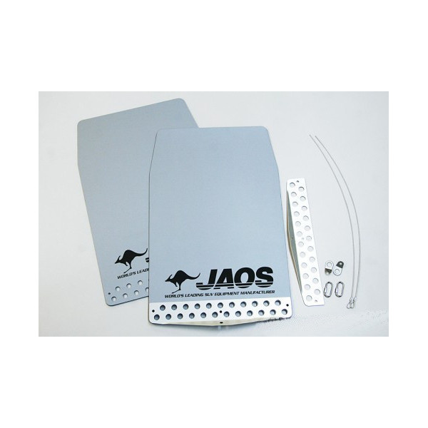 Купить Брызговики JAOS серебр. L-size  B605001 Jaos