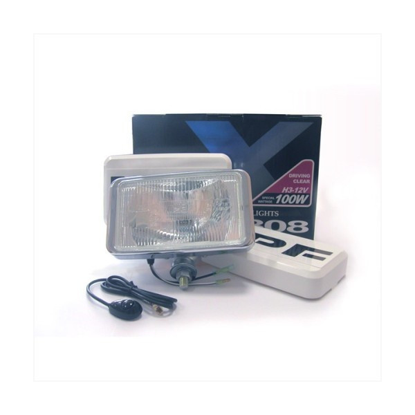 Купить Дополнительные фары IPF 808 (рассеянный свет) 100W 12V 808 DDCS Ipf