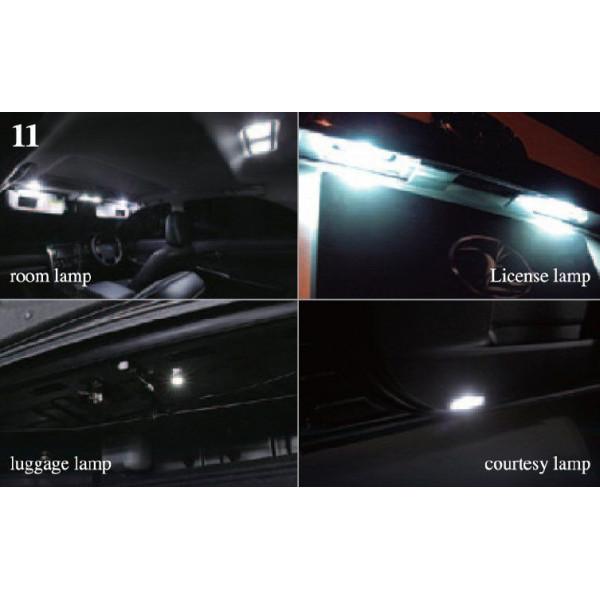 Купить SMLV-1OD5-13S Комплект светодиодных ламп (13 шт) TOYOTA Camry 2012+ SMLV-1OD5-13S LX-MODE