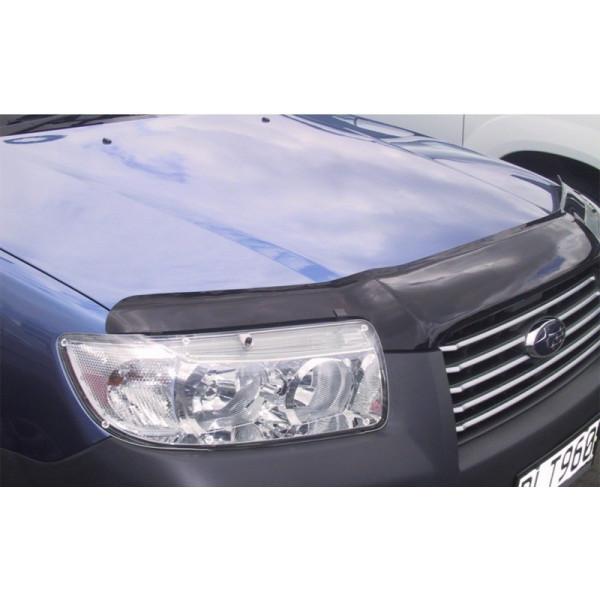 Купить Пластиковая защита фар (прозрач.) Airplex Subaru Forester 06+ Airplex