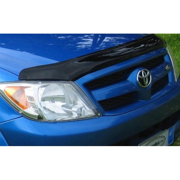 Купить Пластиковая защита фар Airplex (прозрачю)Toyota Fortuner 05+ HG659 Airplex