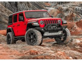 RIVAL презентует алюминиевый силовой бампер для Jeep Wrangler!
