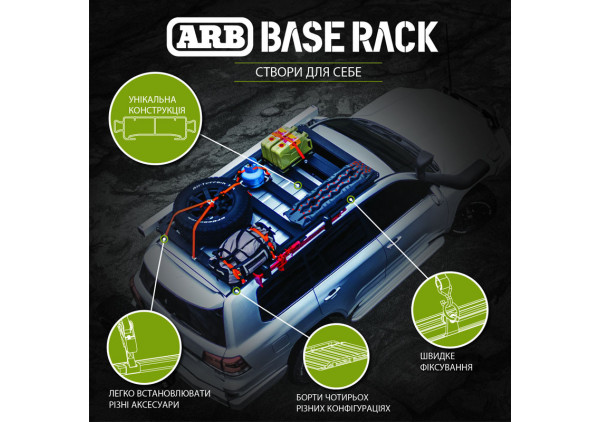 ARB BASE RACK