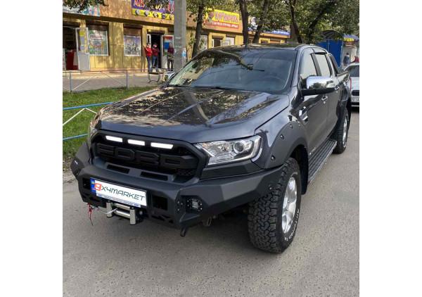 Тюнинг Ford Ranger RIVAL