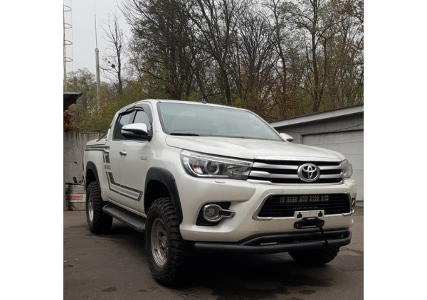 Тюнинг Toyota Hilux 15+ RIVAL