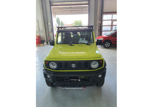 Установка багажника RIVAL на Suzuki Jimny 18+