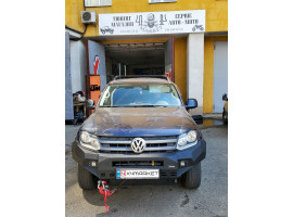 Бампер RIVAL на VW Amarok