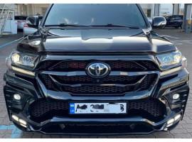 Обвес KHANN для Toyota Land Cruiser 200 2015+